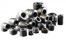 Carbon steel threaded fittings